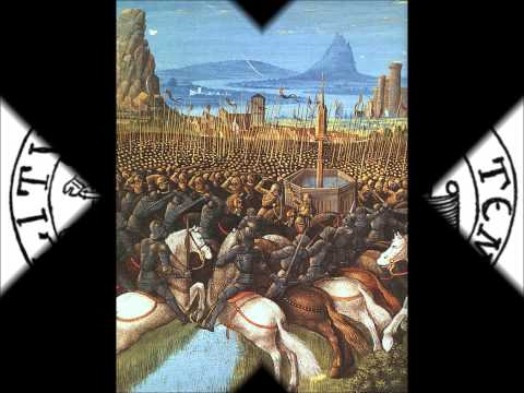 Neo Medieval Music And History Chapters: The Templars; Knights Templar; Order Of The Temple. video