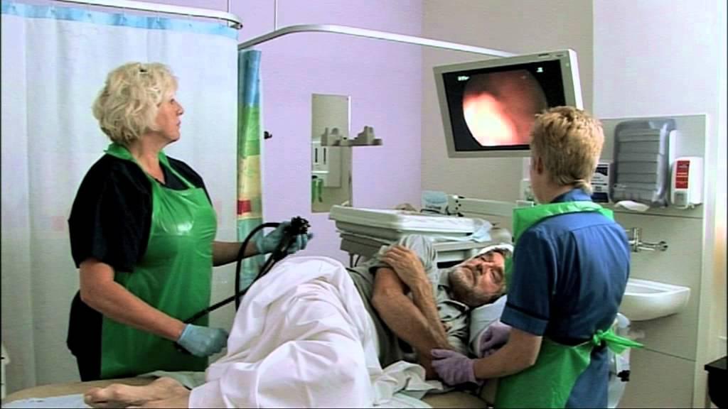 Сигмоидоскопия фото
