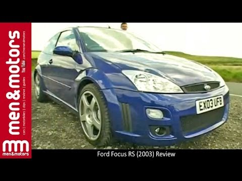 Ford Focus RS (2003) Review