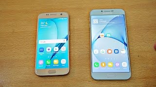 Samsung Galaxy S7 Android 7.0 Nougat vs Grace UX Comparison! (4K)