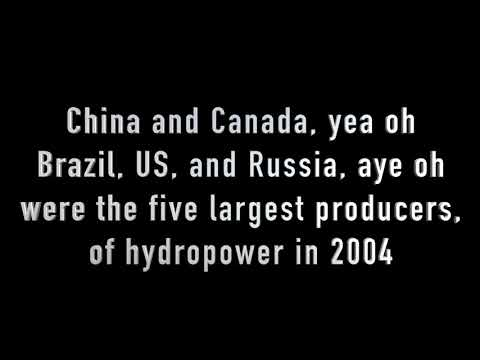 Hydropower Song