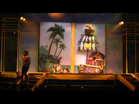 Disney Junior - Live on Stage. Hollywood Studios. Walt Disney World. (HD 1080p)
