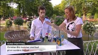 Bitz: Sundere Roskilde Festival på Go' Aften Danmark på TV2