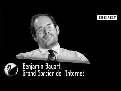 Benjamin Bayart, Grand Sorcier de l'Internet option vie privée [EN DIRECT]