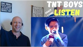 TNT Boys | Listen (Beyonce) - Reaction | Little Big Shots - WOW!