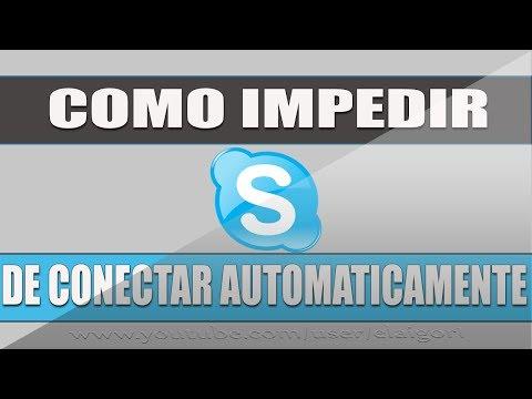 Como impedir o Skype de conectar automaticamente ao iniciar o computador - MiTutoriais