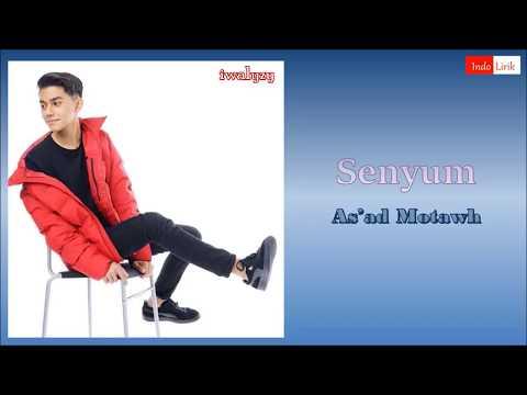 download lagu [Lirik] As'ad Motawh -  Senyum gratis