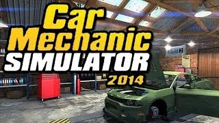 LGR - Car Mechanic Simulator 2014 Review