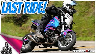 Last Ride on the Build Grom   Honda Announcements