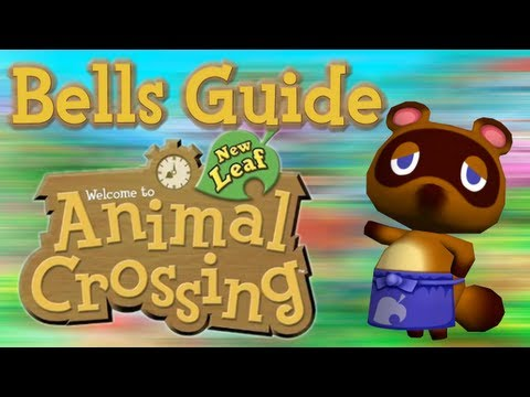 Animal Crossing: New Leaf - How To Get 400k Bells Quickly