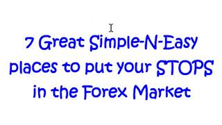 Forex trading success WITHOUT stops? Download a Forex trading strategy Ebook about stop strategies.