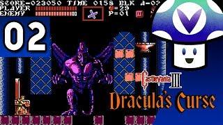 [Vinesauce] Vinny - Castlevania III: Dracula's Curse (part 2 Finale) + Art!