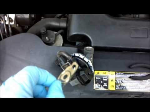 EGR Valve Replacement - 2005 Lincoln LS 3.9L