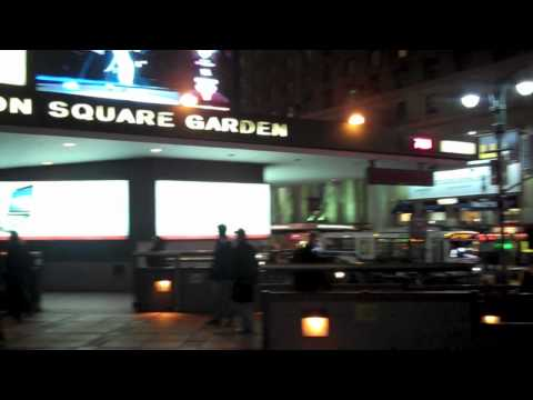 Bryant Park, Madison Square Garden, & Empire State - NYC Feb 10'