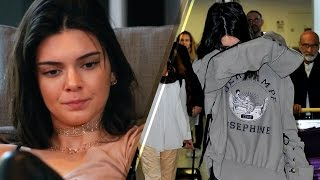 Kendall Jenner BREAKS DOWN, Makes First Appearance Since Pepsi Ad Backlash