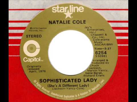 NATALIE COLE  Sophisticated Lady