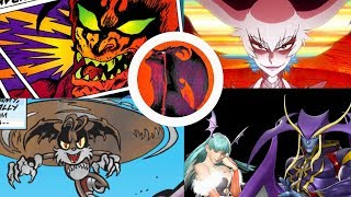 TOP 10 Devilman References in Anime, Comics & Gaming