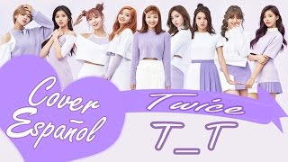 download lagu Twice  트와이스 - Tt Spanish Cover - Cover gratis