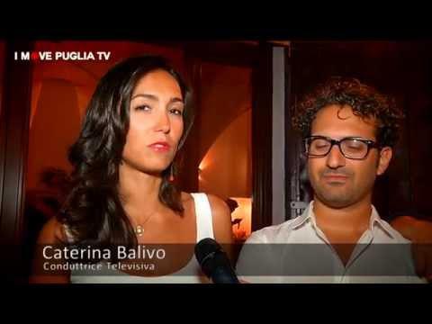 """""""Detto Fatto"""" e Caterina Balivo venne a Tuglie con Luca Bianchini al Festival Nazionale del Libro"""