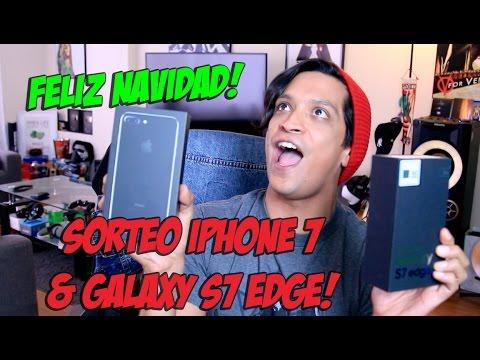 Sorteo iPhone 7 & Galaxy S7!!! #mox