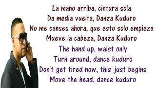 Danza Kuduro Don Omar Ft Lucenzo English And Spanish Portuguese Translation Meaning