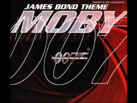 Moby - James Bond Theme (Danny Tenaglia Acetate Dub).