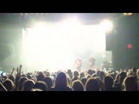 Nick Carter Blow Your Mind All American Tour Toronto