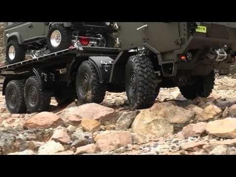 Capo Tatra 8x8 Scale Truck T815