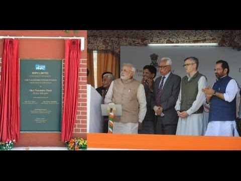PM Modi Inaugurates Chutak Power Project in Kargil
