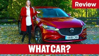 2019 Mazda 6 review – company car king? | What Car?