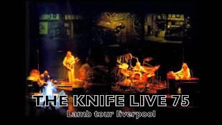 Watch Genesis The Knife video