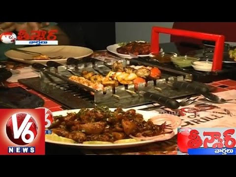 Hyderabad hotels serves Telangana special dishes - Teenmaar...