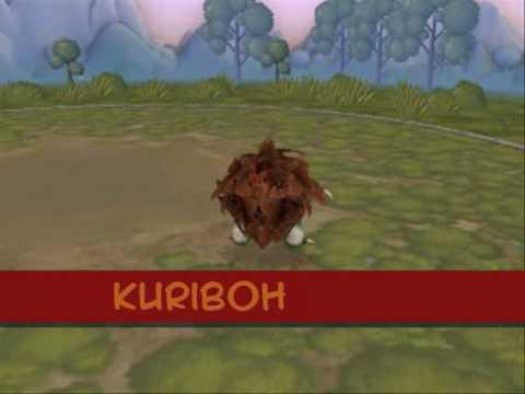 Yu-Gi-Oh Spore Creatures!