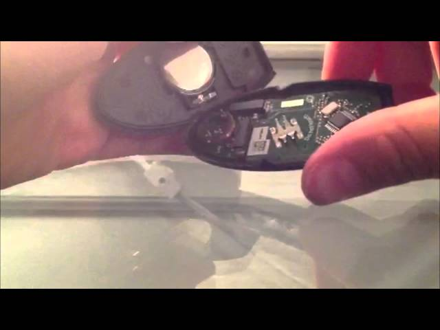 Key Fob Battery Replacement (Nissan-Infiniti Keyless Entry ...