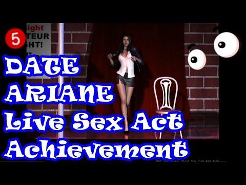 Date ariane cabaret achievements