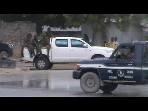 Al menos once muertos en Somalia en un atentado suicidida de Al Shabab