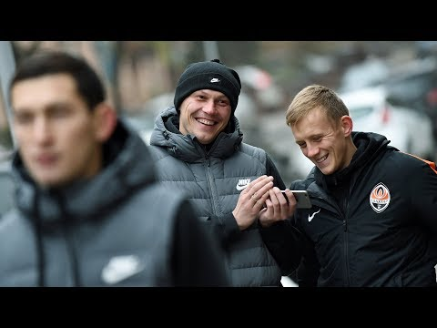 A walk around Kyiv before the derby vs Olimpik