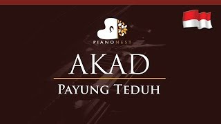 download lagu Payung Teduh - Akad Indonesian Song - Higher Key gratis