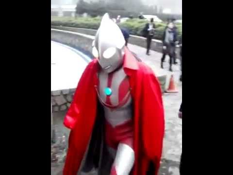 Ultraman At Malaysia !
