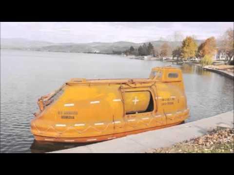 Mini submarine to research basilica