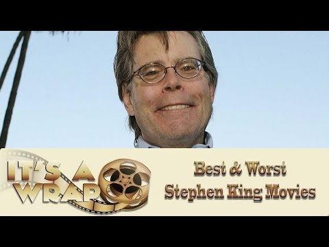 Best & Worst Stephen King Movies: It's A Wrap!
