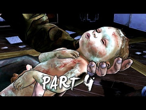 The Walking Dead Season 2 Episode 4 Gameplay Walkthrough Part 4 - Baby