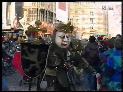 1999 - Chottlebotzer Lozärn am Wey-Umzug