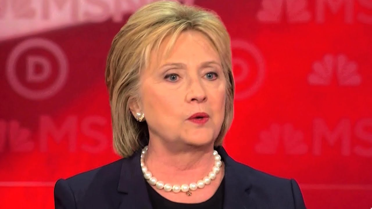 Hillary Clinton Refuses to Say If She Will Release Copies of Her Paid Speeches to Goldman Sachs