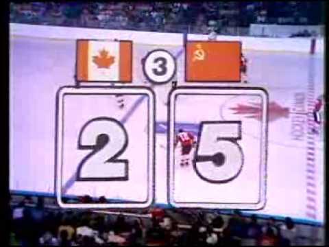 Суперсерия хоккей 1972 г канада ссср 3 5 4