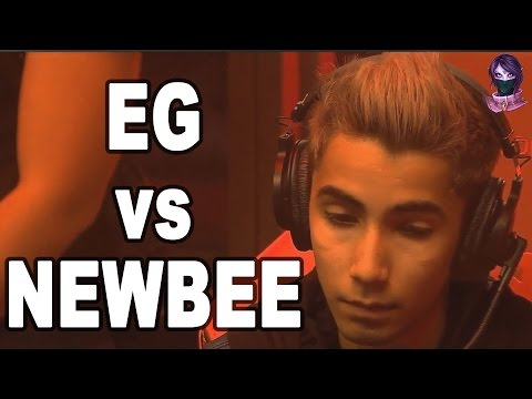 SumaiL BEST STORM EG vs NewBee The International 6 HighLights Dota 2 #ti6