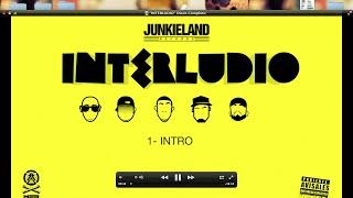 "Junkieland presenta ""INTERLUDIO"" Disco Completo"