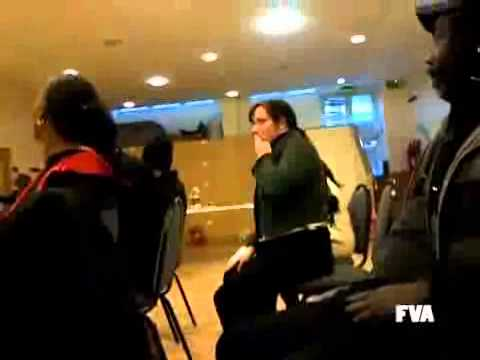 Poop Muncher Caught On Camera