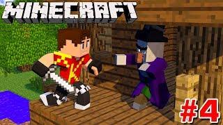 Minecraft Sinh Tồn #4 | ĐI THĂM NHÀ ANH PHÙ THỦY VÀ CÁI KẾT THỐI LÒNG | KiA Phạm (w/ Vamy Trần)