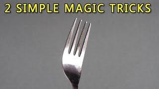 2 Simple Magic Tricks for Beginners